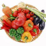 Warzywa latem