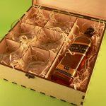 Pudełko do alkoholu i Opakowania na alkohol