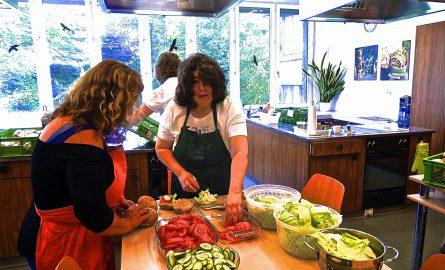 Omlet z warzywami. Pyszności!
